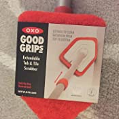 Amazon Com Oxo Good Grips Extendable Tub And Tile