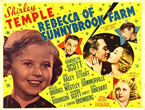 (Posterazzi EVCMCDREOFFE003H Rebecca Of Sunnybrook Farm Movie Poster Masterprint 14 x 11)