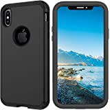 ORIbox Defense Case for iPhone Xs MAX, Shockproof Anti-Fall Protective case, Update Strong Protection, Sports Style, Black