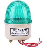AC 220V 15W Flash luz estroboscópica lámpara
