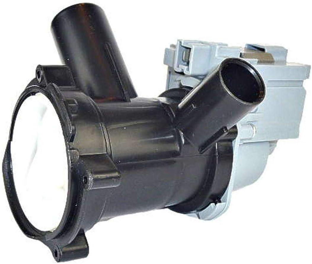ReleMat SpareHome® Bomba desagüe para Lavadora Bosch Maxx6, Maxx7 Series, Balay, Siemens y Lynx