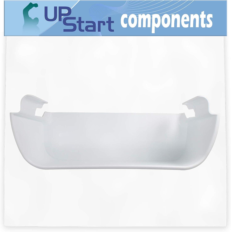 240363701 Refrigerator Door Shelf Bin Replacement for Frigidaire FFHS2322MB4 Refrigerator - Compatible with AP2116105 Door Shelf - UpStart Components Brand