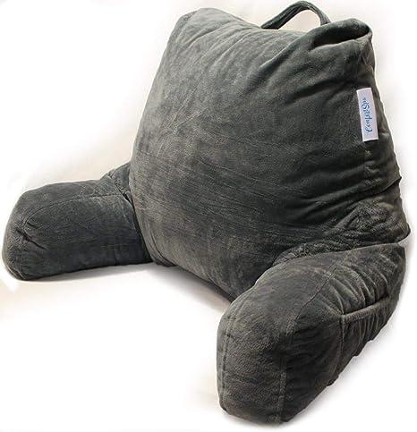 Amazon.com: ComfortSpa - Cojín de lectura de cuña para cama ...