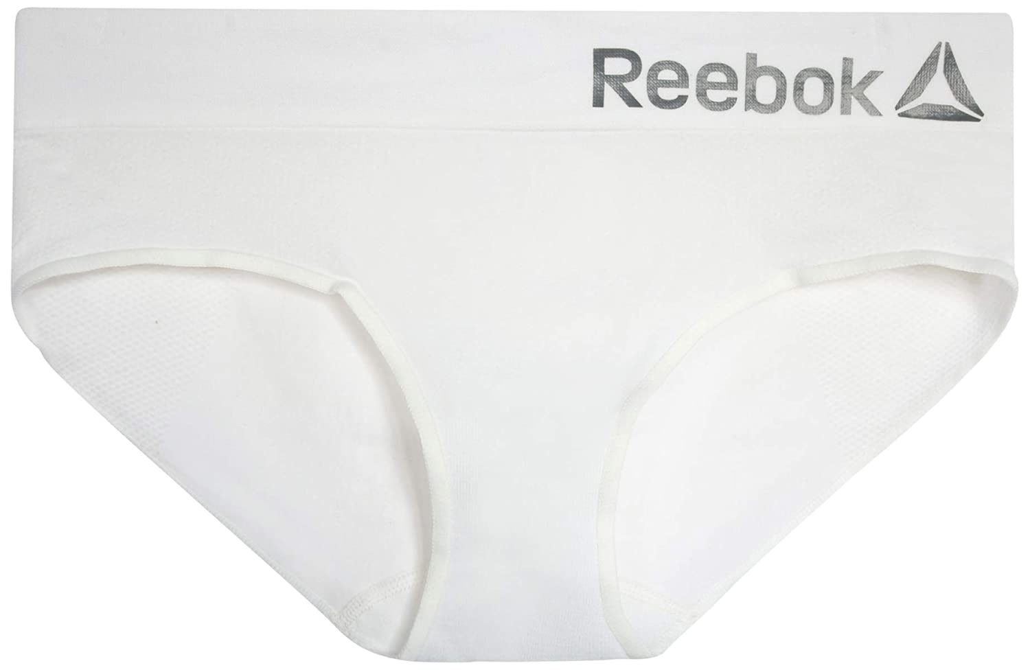 d84729e5c36d Reebok Womens Seamless Hipster Panties 3-Pack at Amazon Women s Clothing  store