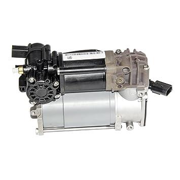 maXpeedingrods 1 pieza Bomba de aire compresor de suspensión neumática 4 Matic Sedán 2123200104 2123200404