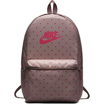 Nike Heritage Backpack Unisex Adult Olive Canvas Black Sequoia c91f49114d64c