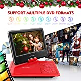 "DBPOWER 11.5"" Portable DVD Player, 5-Hour"