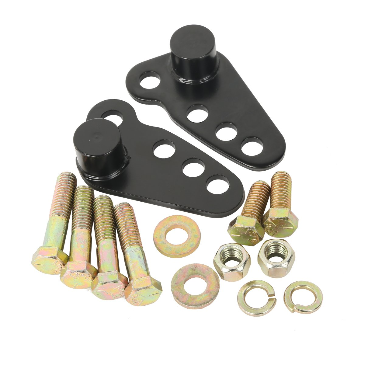 TCT-MT Lowering Drop Kit 1-3 Adjustable Fit For Harley Touring Street Electra Glide Road King 2002-2016