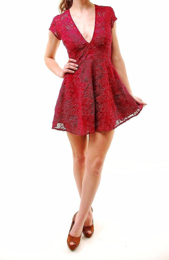 For Love & Lemons Women's New Sienna Mini Sleeveless Dress