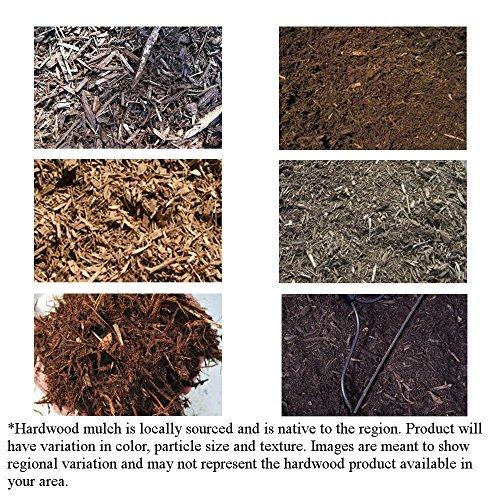 10 cu. yd. Hardwood Bulk Mulch by Garick