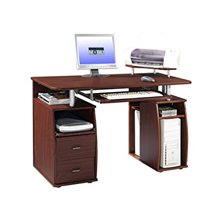 MULTIFUNCTION DESK Mahogeny
