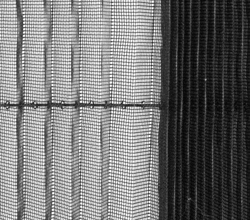 Fliegengitter Insektenschutz M/ückenschutz Plisseet/ür T/ür Plissee 120 x 230 cm wei/ß
