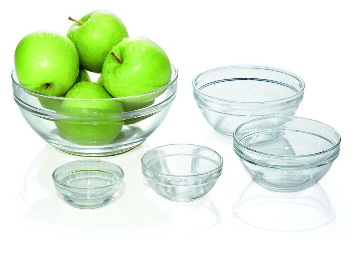 15 x Mini-Schüssel aus Glas (Ø (Ø (Ø 6 cm - 20 cm), als Glasschälchen (Durchmesser Ø 14 cm B072JZ2VXT Snack- & Dipschalen 85c0ec