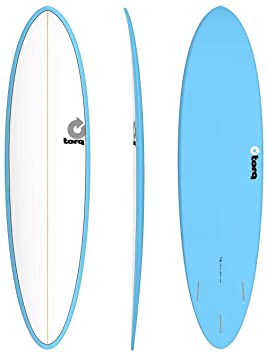 TORQ Tabla de Surf Tet 7.2 Fun Board Tabla de Surf