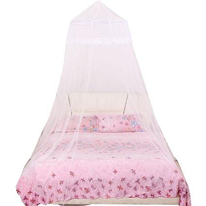 Mmlsure Moskitonetz Doppelbett Muckennetz Bett Baldachin Bett