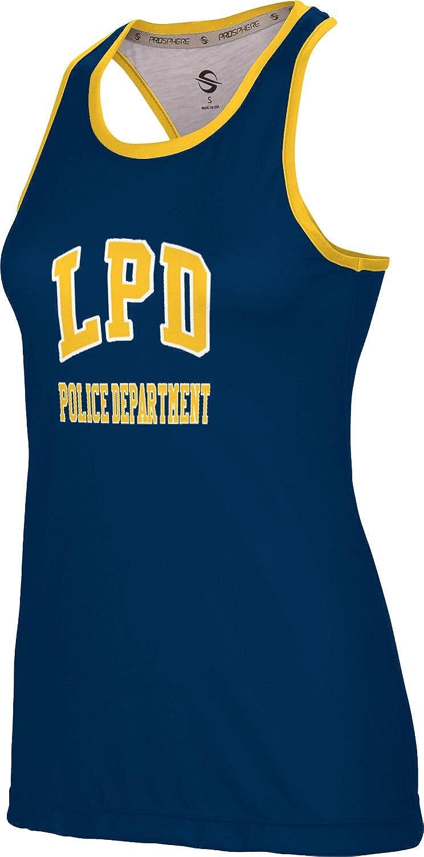 ProSphere Women's Luverne Police Department Crisscross Loose Training Tank