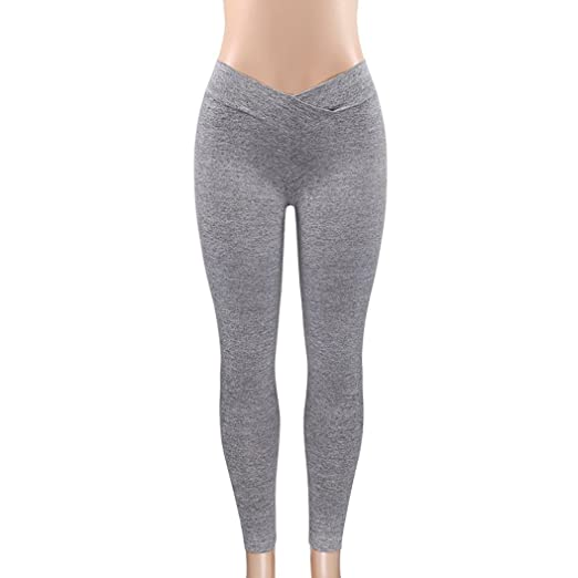 f7d6d210a60a27 Amazon.com: Pocciol Mesh Yoga Leggings,Womens Soft Wearing Tights Yoga  Skinny Workout Gym Leggings Sports Capri Pants: Clothing