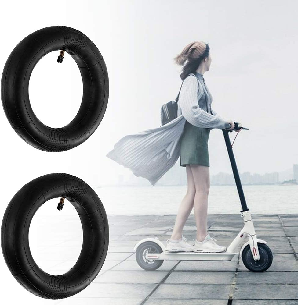 happyhouse009 Scooter Ski Wheel Rubber Inner Tube Attachment 8 1//2x2 for Xiao-mi Mijia M365 Electric Scooter Black Tire Replacement Accessories