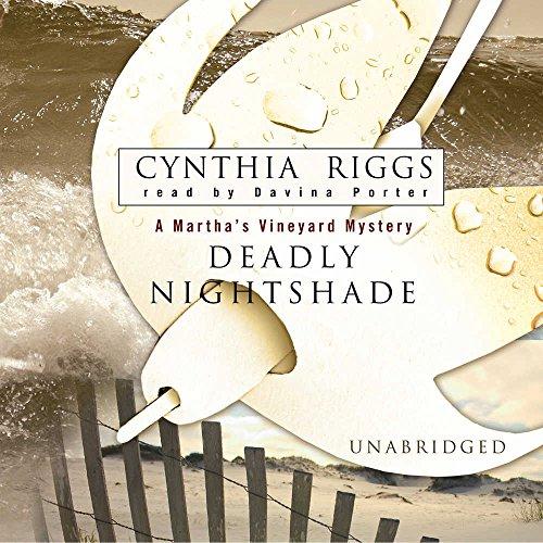 Deadly Nightshade (Martha's Vineyard Mysteries (Audio))