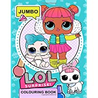 L.O.L. Surprise! JUMBO Colouring Book: OVER - 100 PAGES