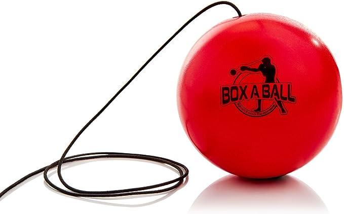 Boxaball - Pelota de boxeo para mejorar las reacciones y la ...