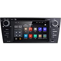 hizpo Android 8.1 Quad Core 7 pollici Car Stereo Multi-Touch Screen Radio CD Lettore DVD Schermo video 1080P BMW E90 / 2006-2011 E91 / 2006-2011 E92 / 2006-2011 E93 / 2007-2012