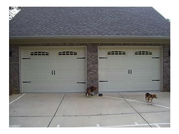 4 pack Garage Door 3 Sheave Pulleys Extension Spring Pulley Wheel NEW GARRAG