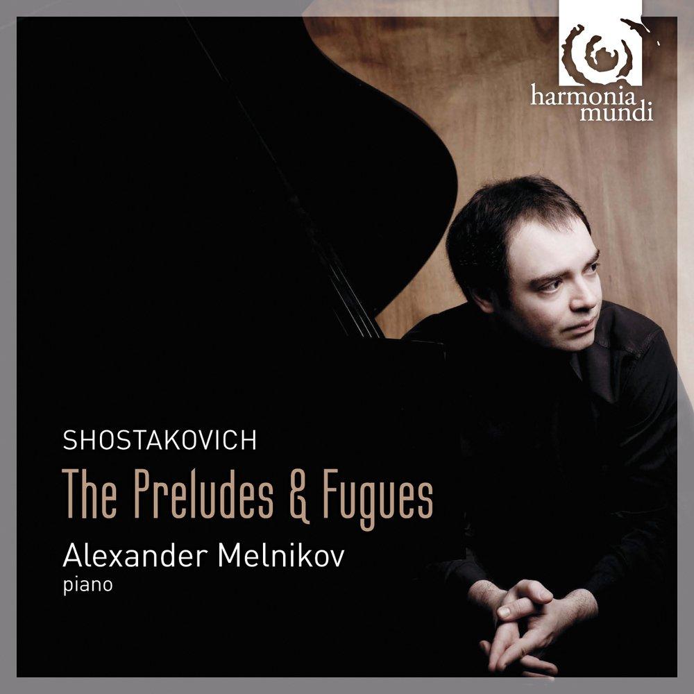 Melnikov, Shostakovich - Preludes & Fugues - Amazon.com Music