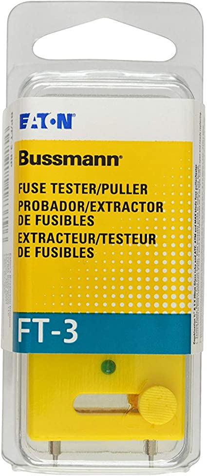Fuse Tester and Puller Bussmann BP//FT-3-RP