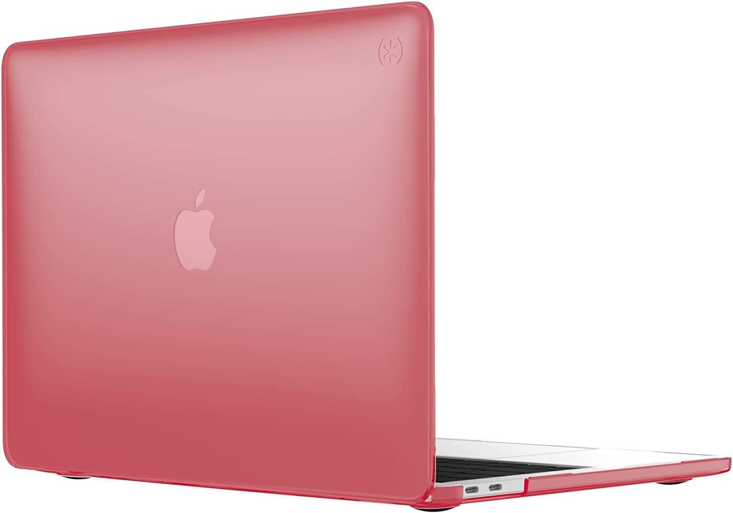 "Speck Products 110608-1834 SmartShell Case, MacBook Pro 13"" (with and Without Touch Bar), Strawberry Red"