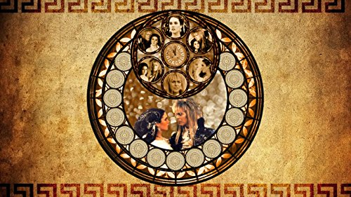 Twenty-three The Most Popular Movies Labyrinth Stained Glass