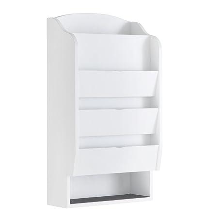 Etonnant Proman Products WM17040 Door Entry Organizer, White