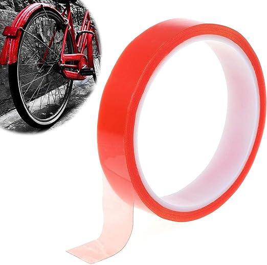 Cinta adhesiva de doble cara para reparación de bicicletas, ajuste ...