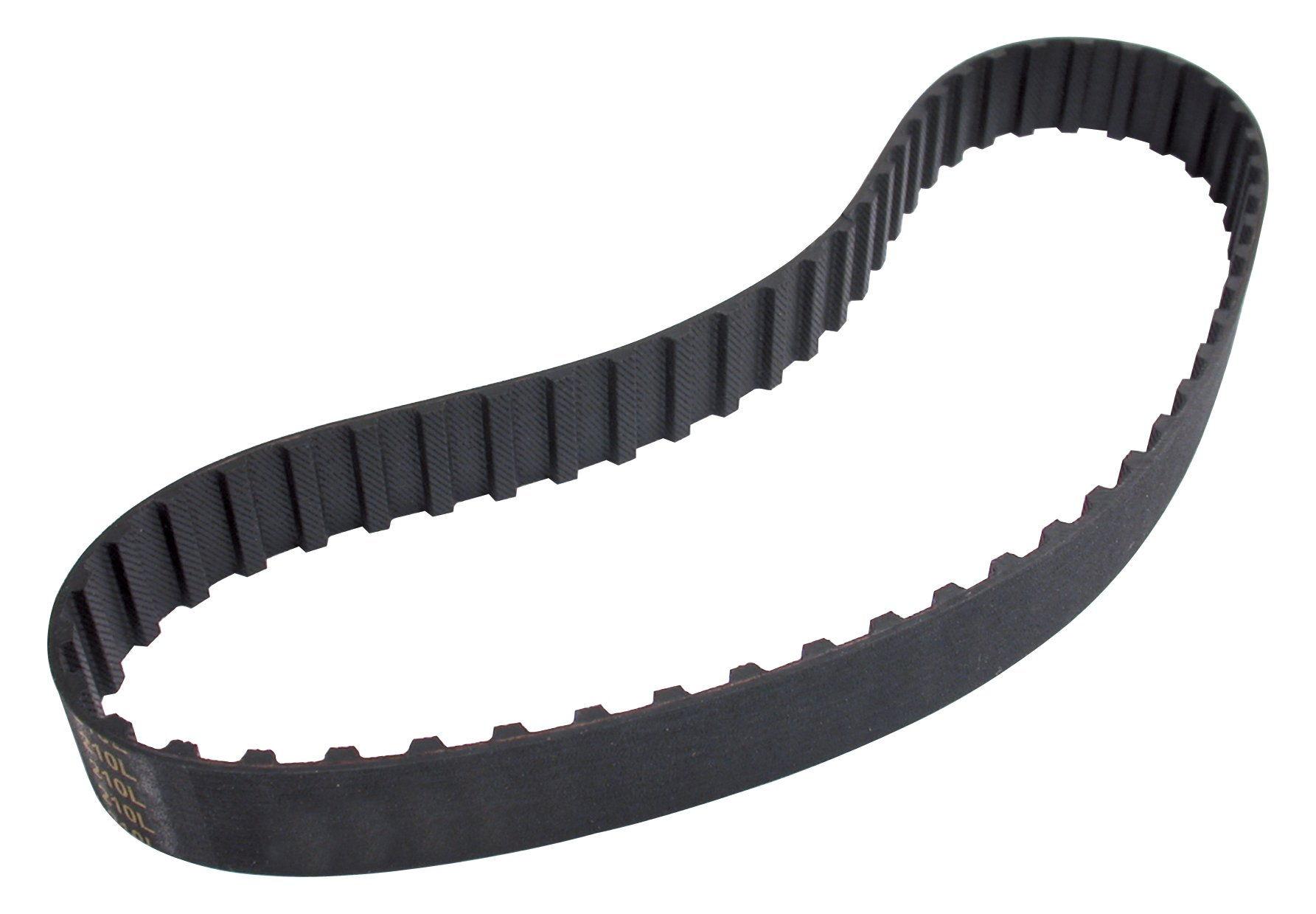 Peterson Fluid Systems 05-0910 255-L-075 25.5'' X 3/4'' Gilmer Belt by Peterson Fluid Systems