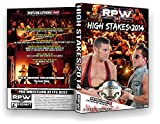 Official RPW - Revolution Pro Wrestling High Stakes 2014 Event DVD by Colt Cabana, Jay Lethal, The Young Bucks Sting