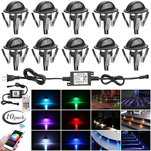 Color Led Deck Lighting in US - 9