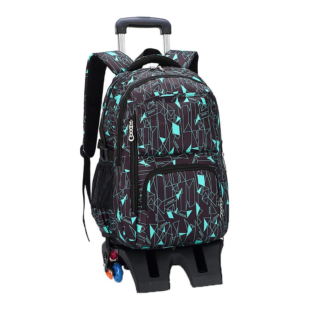 スーツケース トロリーケース6輪出張旅行アウトドアトロリーバッグバックパック大容量ライトトラベルバッグドラッグバッグハンドバッグトランクパッセンジャーボックス (色 : A, サイズ さいず : 32*18*49CM) B07KWLSFZH A 32*18*49CM