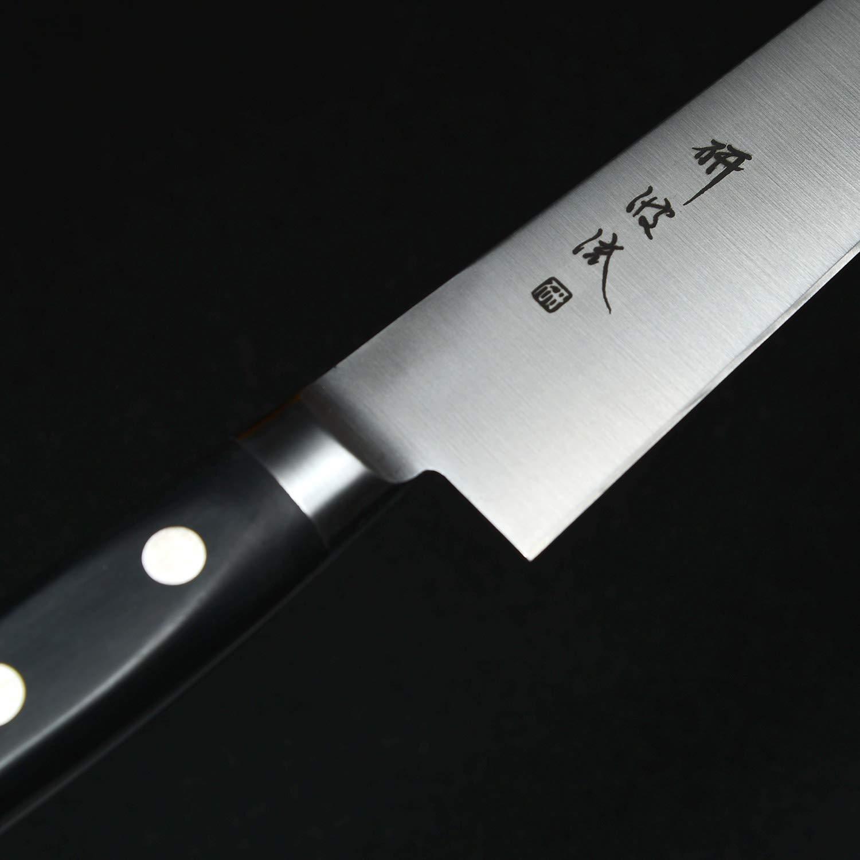 Amazon.com: togiharu Virgin Acero al carbono Sujihiki ...