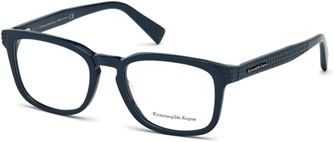 fbc34c57a77 Image Unavailable. Image not available for. Color  Eyeglasses Ermenegildo  Zegna ...
