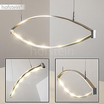 Pendelleuchte Alcove Verstellbare Hngelampe Mit Insgesamt 20 Watt Wohnzimmerlampe Warmweisses LED 2700 Kelvin Fr Esstisch