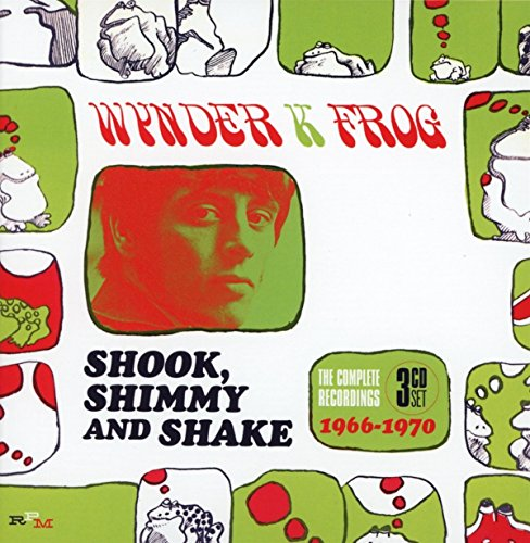 Shook Shimmy & Shake: Complete Recordings ()