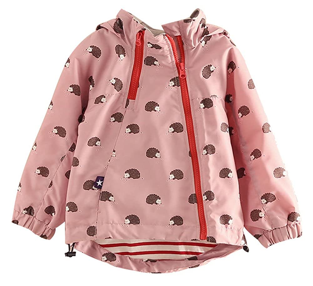 KINDER365 OUTERWEAR ガールズ 3T ピンク B07C9MS1KT
