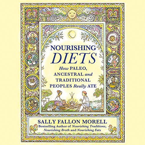 Nourishing Diets by Hachette Audio