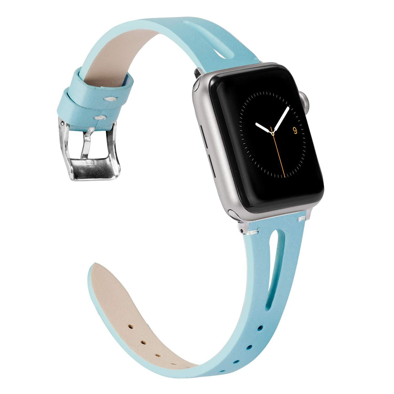Malla Cuero para Apple Watch (42/44mm) WEARLIZER [7XBZ3FFR]