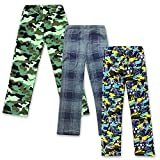 Best Bottom One Sizes - Real Essentials Plush Pajama Bottoms for Boys Review