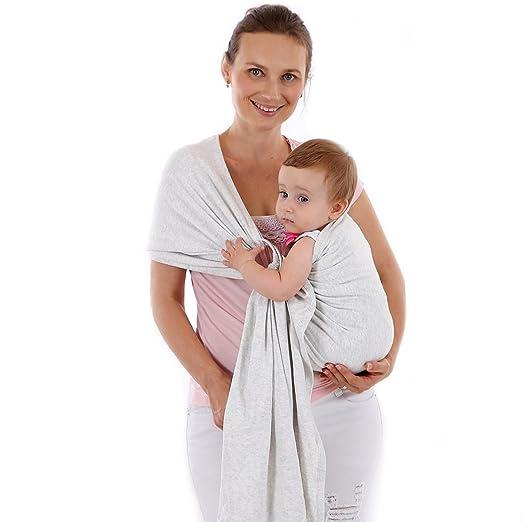 6 opinioni per Fascia porta bebè, dalla nascita ai 3 anni, copertura per allattamento super