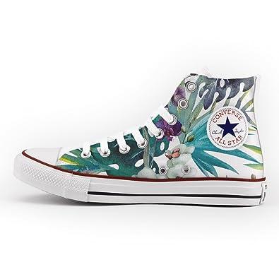 Converse All Star Personnalisé et Imprimés Chaussures à la
