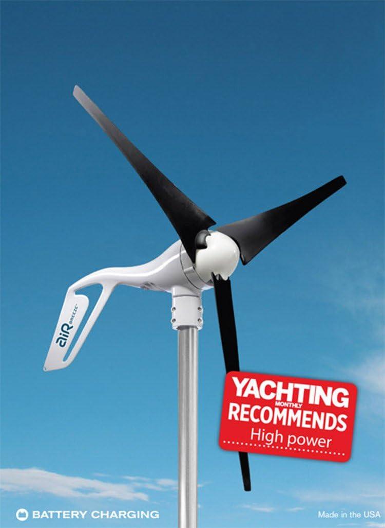 Aire brisa marina eólico - 12 V modelo - regulador integrado., 24 Volt 160 watts