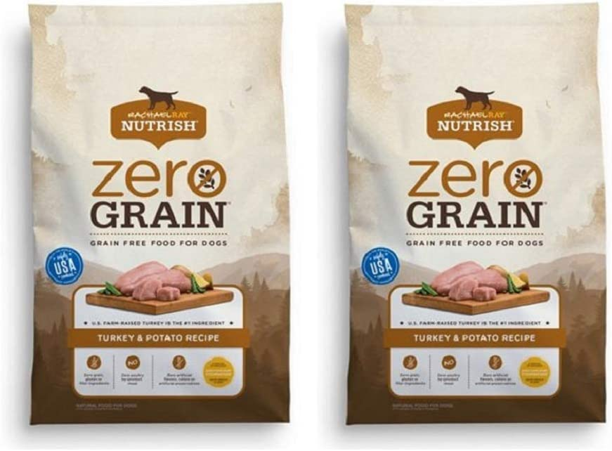 Rachael Ray Nutrish Zero Grain Natural Grain Free Dry Dog Food