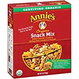 #7: Annie's Homegrown Organic Snack Mix Bunnies - 9 oz